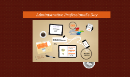 Copy of Administrative Professional's Day