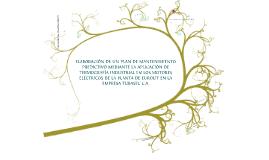 Copy of APLICACIÓN DE TERMOGRAFÍA INDUSTRIAL EN LOS MOTORES ELÉCTRICOS DE LA PLANTA DE EUROLIT. TUBASEC C.A.