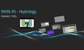 9696 AS - Hydrology