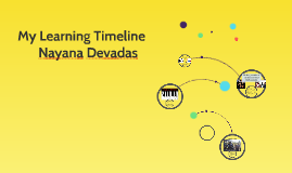 My Learning Timeline