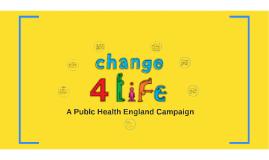 A Publc Health England Campaign