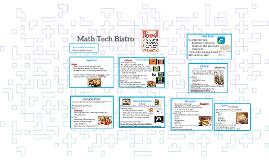 Math Tech Bistro