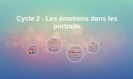 Cycle 2 - Les émotions dans les portraits
