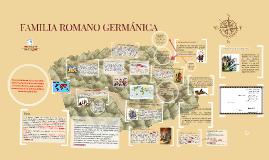 Copy of FAMILIA ROMANO GERMANICA