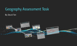 Geography Assessment Task