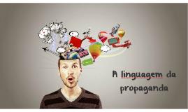 A linguagem da propaganda