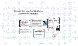 Performing Disidentifications