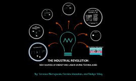 The Industrial Revolution: New Sources Of Energy and Labor-Saving Technologies