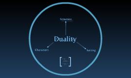 Duality in Alias Grace
