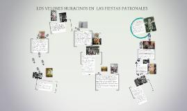 LOS VELONES DE HUARÁS