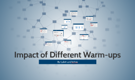 Impact of Different Warm-ups