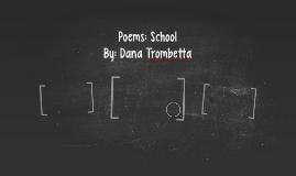 Poems: School