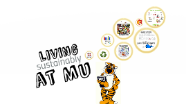 Living Sustainably at MU