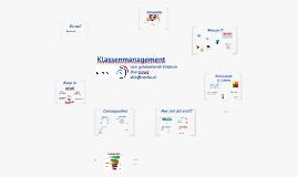 Klassenmanagement 2.1