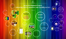 Sector Development Project - Enhancing LGBTIQ awareness and capability in CLCs