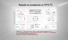 Rotación de constelacion en DVB-T2