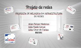 Copy of Projeto de redes
