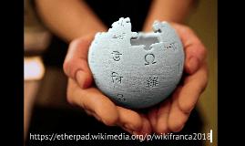 Wikimania2016 - WikiFranca