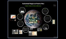 Copy of Esclavitud Negra en Puerto Rico: Compra Venta de Esclavos Africanos