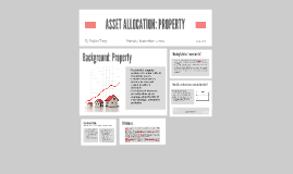 ASSET ALLOCATION - Property Class