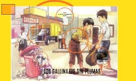 LOS GALLINAZOS SIN PLUMAS