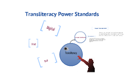 Trans-literacy Power Standards
