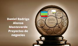 Daniel Rodrigo Alonso Monteverde